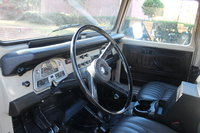 Picture of 1980 Toyota Land Cruiser, interior