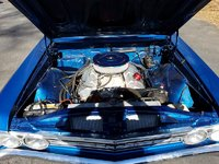 Picture of 1967 Chevrolet Malibu, engine