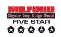 Milford Chrysler Jeep Dodge logo