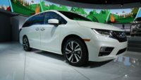 2018 Honda Odyssey Picture Gallery