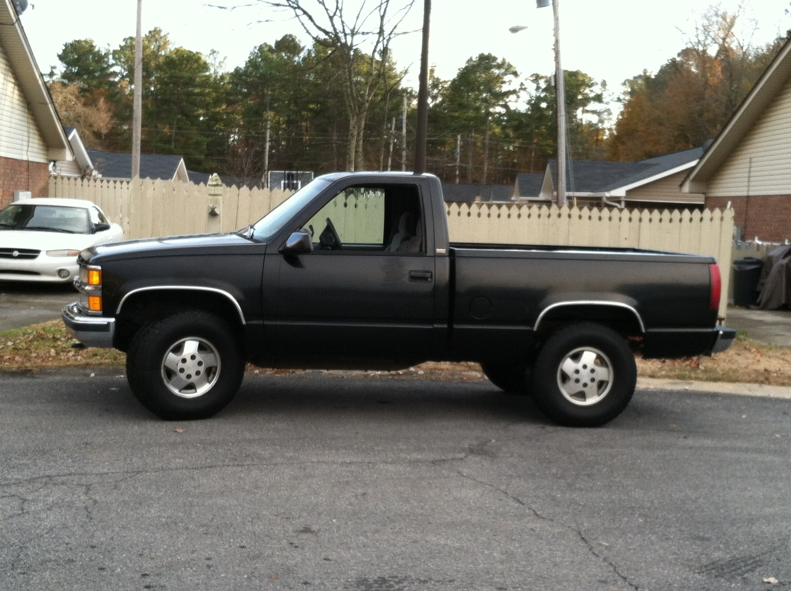 Pickup 1995 chevy pickup : Chevrolet C/K 1500 Questions - i have a 1995 chevy k1500 4x4 what ...