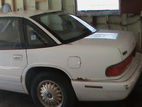 Picture of 1996 Buick Regal 4 Dr Olympic Gold Sedan, exterior