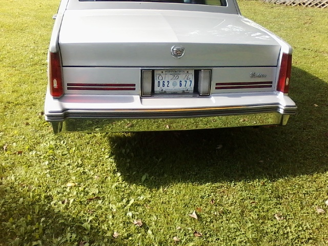 Picture of 1987 Cadillac Seville FWD