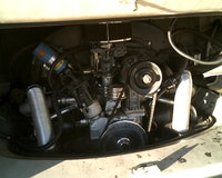Picture of 1967 Volkswagen Microbus, engine