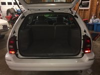 Picture of 1995 Mercury Tracer Wagon FWD, interior, gallery_worthy