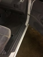 Picture of 1995 Mercury Tracer 4 Dr STD Wagon, interior