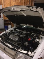 Picture of 1995 Mercury Tracer 4 Dr STD Wagon, engine