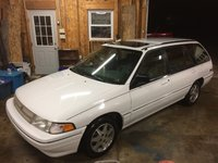 Picture of 1995 Mercury Tracer 4 Dr STD Wagon, exterior