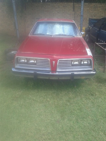 Picture of 1976 Pontiac Sunbird