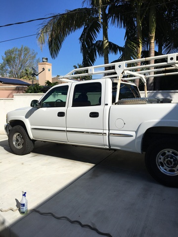 Picture of 2002 GMC Sierra 1500HD 4 Dr SLE 4WD Crew Cab SB HD