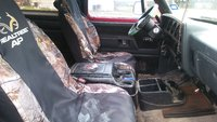 Picture of 1992 Dodge Ramcharger 2 Dr 150 SUV, interior