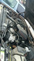 Picture of 1993 Ford F-250 2 Dr XLT 4WD Extended Cab LB, engine