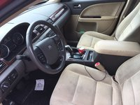 Picture of 2009 Ford Taurus Limited, interior