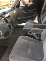 Picture of 1998 Honda CR-V LX, interior