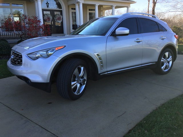 Picture of 2009 INFINITI FX35 Base