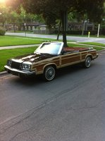 Picture of 1983 Chrysler Le Baron Mark Cross Convertible, exterior