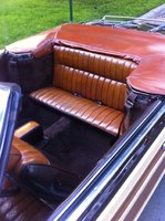 Picture of 1983 Chrysler Le Baron Mark Cross Convertible, interior
