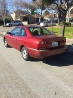 Picture of 1999 Mitsubishi Mirage DE Coupe, exterior
