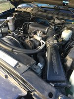 Picture of 2001 Chevrolet S-10 2 Dr LS 4WD Extended Cab SB, engine
