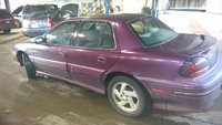 Picture of 1996 Pontiac Grand Am 4 Dr SE Sedan, exterior