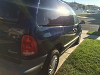 Picture of 2000 Chrysler Voyager 3 Dr STD Passenger Van, exterior, gallery_worthy