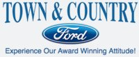 Town & Country Ford logo