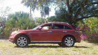 Picture of 2006 INFINITI FX35, exterior, gallery_worthy