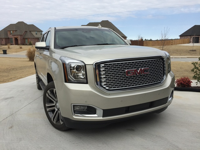 2017 gmc yukon xl denali review. Black Bedroom Furniture Sets. Home Design Ideas