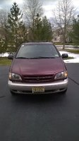 Picture of 1998 Toyota Sienna 4 Dr XLE Passenger Van