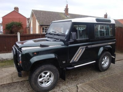 Picture of 1992 Land Rover Defender 90, exterior