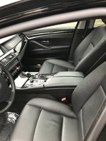 Picture of 2014 BMW 5 Series 528i xDrive, interior