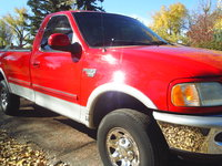 1997 Ford F-250 2 Dr XLT 4WD Standard Cab LB, Before ALL mods., exterior