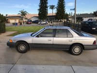 1986 Acura Legend Picture Gallery