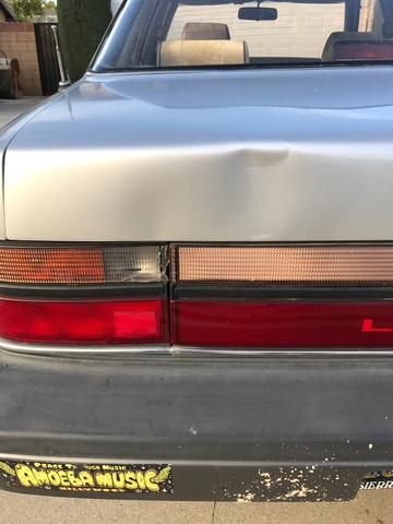 Picture of 1986 Acura Legend Base