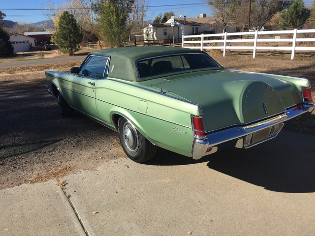 Picture of 1971 Lincoln Continental