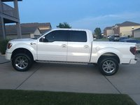 Picture of 2012 Ford F-150 Harley-Davidson SuperCrew 4WD, exterior, gallery_worthy