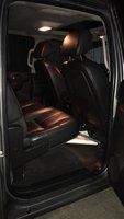Picture of 2008 GMC Sierra 2500HD SLT Crew Cab 4WD, interior