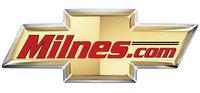 Milnes Chevrolet logo
