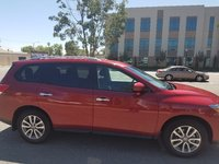 Picture of 2015 Nissan Pathfinder SV, exterior
