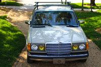 1982 Mercedes-Benz 240 Overview
