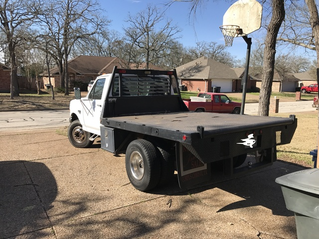 1996 ford f 450 specs