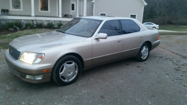 Picture of 1998 Lexus LS 400 Base