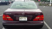 Picture of 2003 Lexus LS 430 Base, exterior