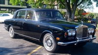 1971 Rolls-Royce Silver Shadow Overview