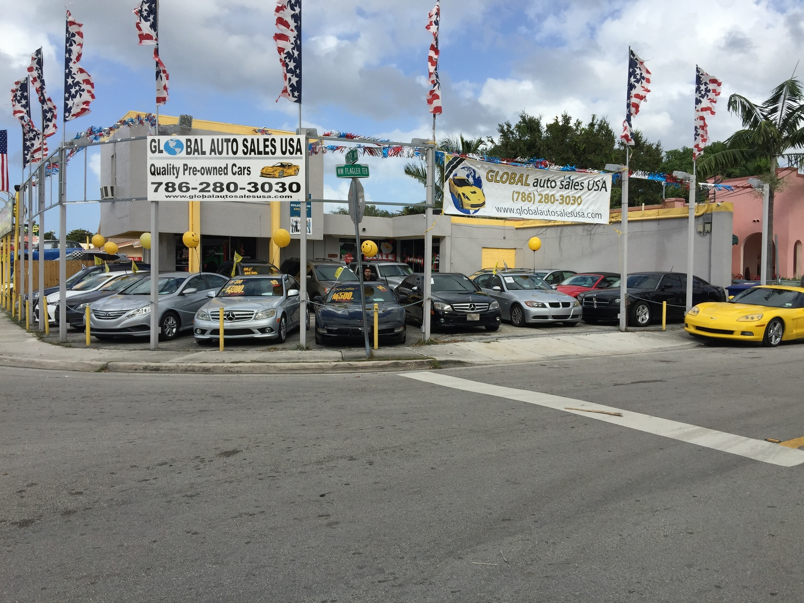 Usa Auto Sales >> Global Auto Sales Usa Miami Fl Read Consumer Reviews Browse