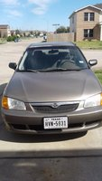 Picture of 2000 Mazda Protege DX, exterior