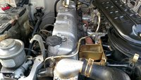 Picture of 1983 Toyota Land Cruiser 2 Dr 4WD, engine