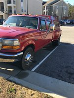 Picture of 1994 Ford F-350 4 Dr XLT 4WD Crew Cab LB, exterior