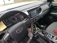 Picture of 2017 Toyota Tacoma Double Cab V6 LB SR5 4WD, interior