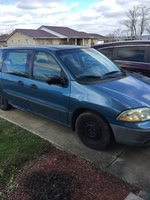Picture of 2001 Ford Windstar Base, exterior